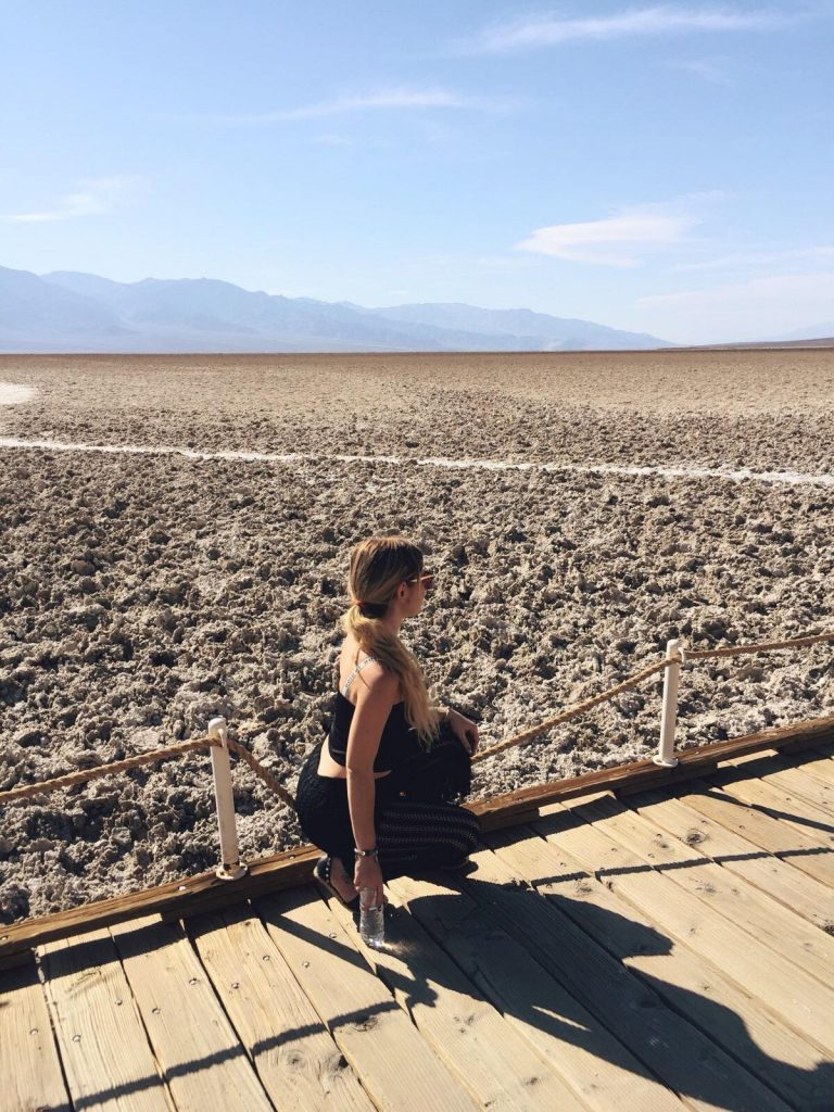 Death Valley in un giorno-sara-badwater