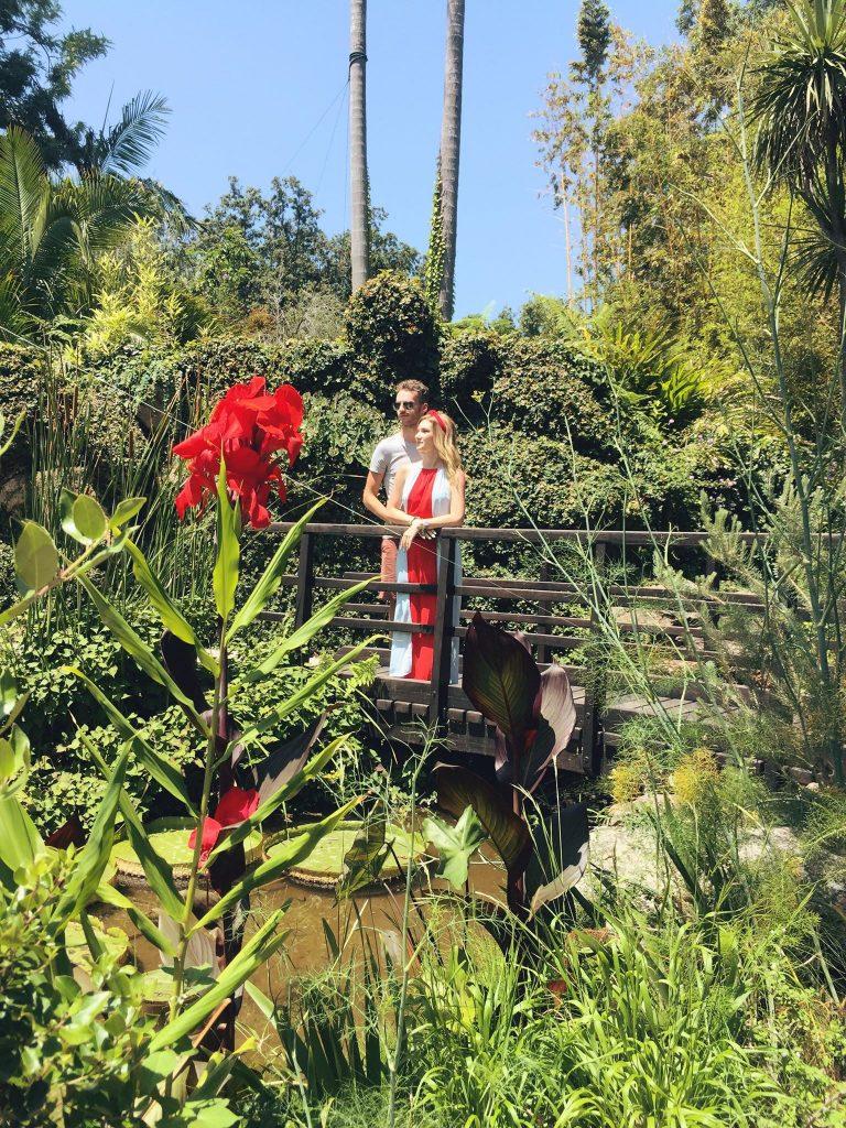 due giorni a Ischia-noi-ponte-giardini