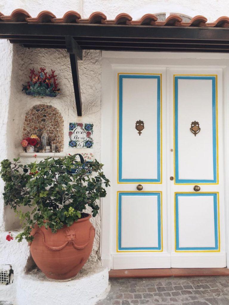 due giorni a Ischia-porte-colorate