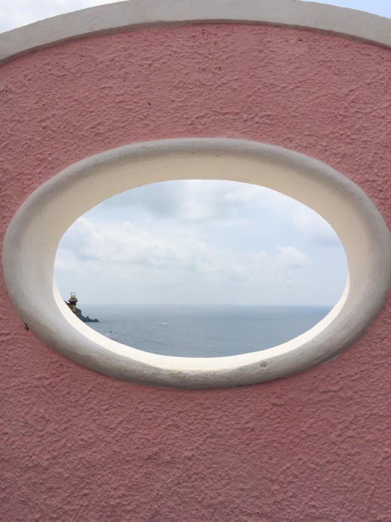 due giorni a Ischia-scorcio-ovale