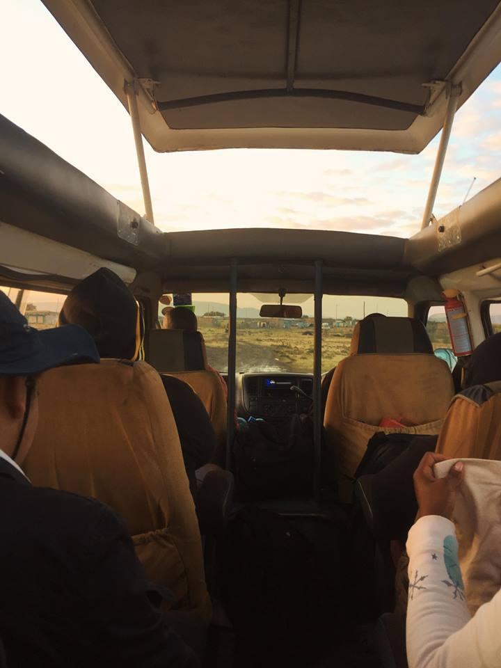 reportage di viaggio safari nel masai mara