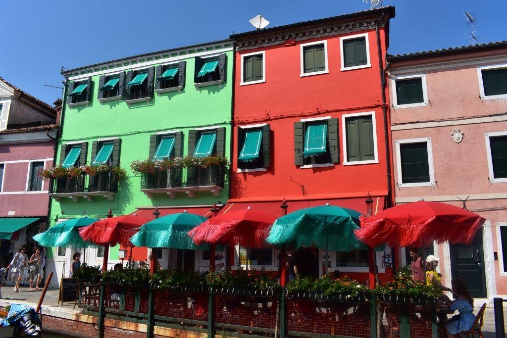 Murano e Burano in giornata-burano-case