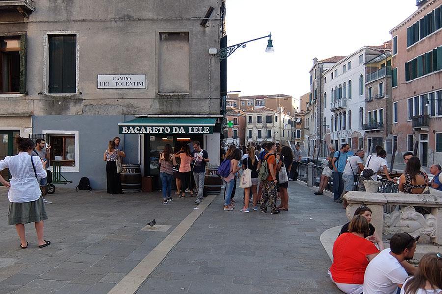 ristoranti economici a Venezia-da-lele