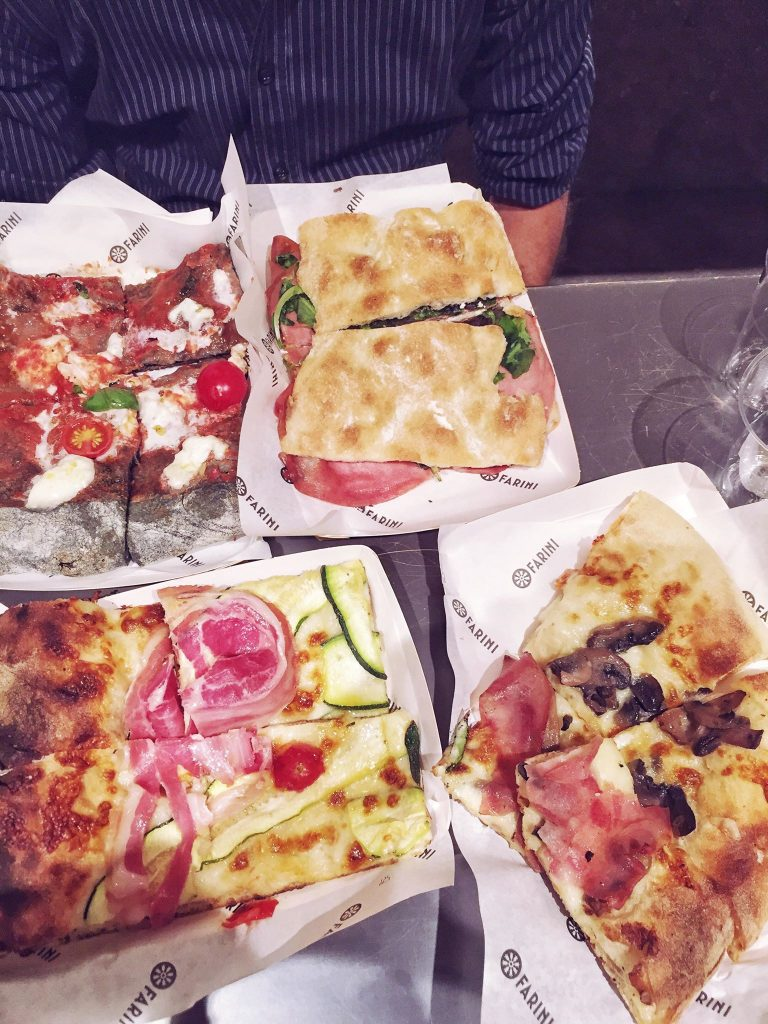 ristoranti economici a Venezia-pizza-farini