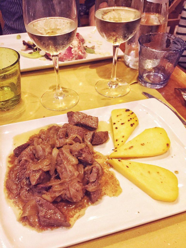 ristoranti economici a Venezia-fegato-alla-veneziana