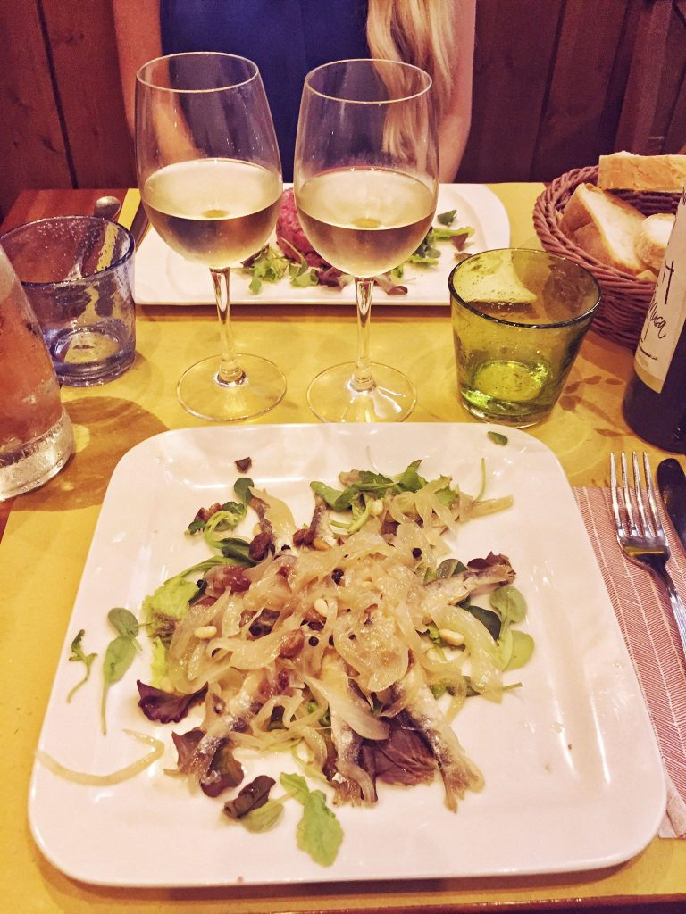 ristoranti economici a Venezia-sarde-in-saor