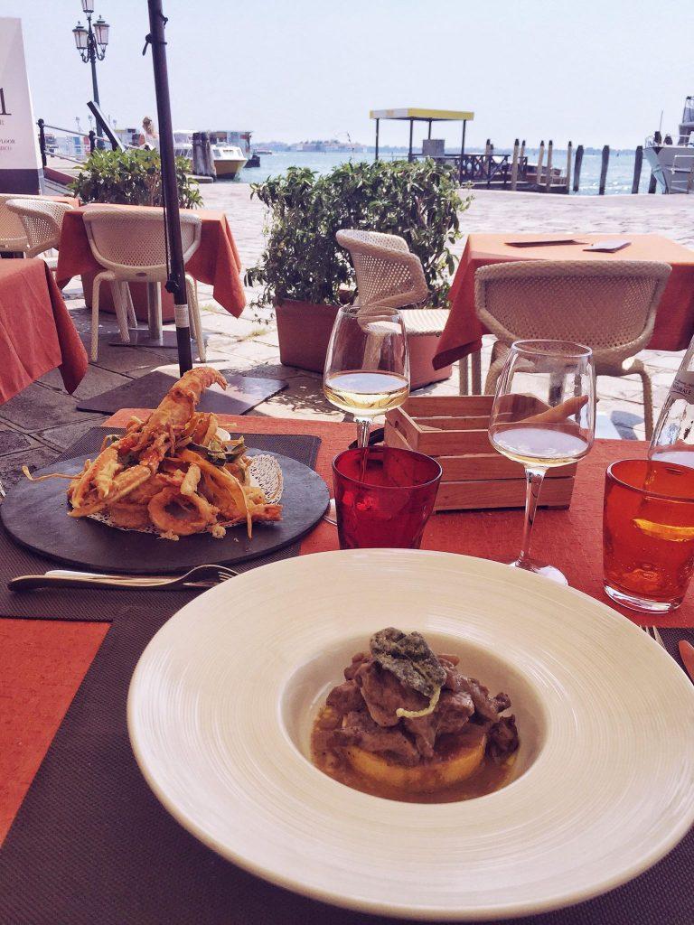 ristoranti economici a Venezia-secondi-piatti