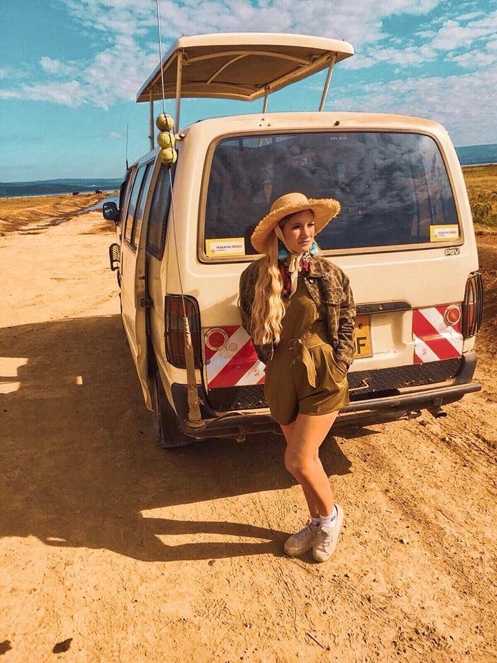 cosa portare in valigia per un safari
