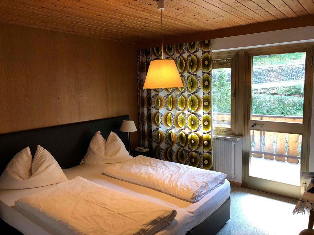 albergo vicino al lago di Carezza-camera-adler