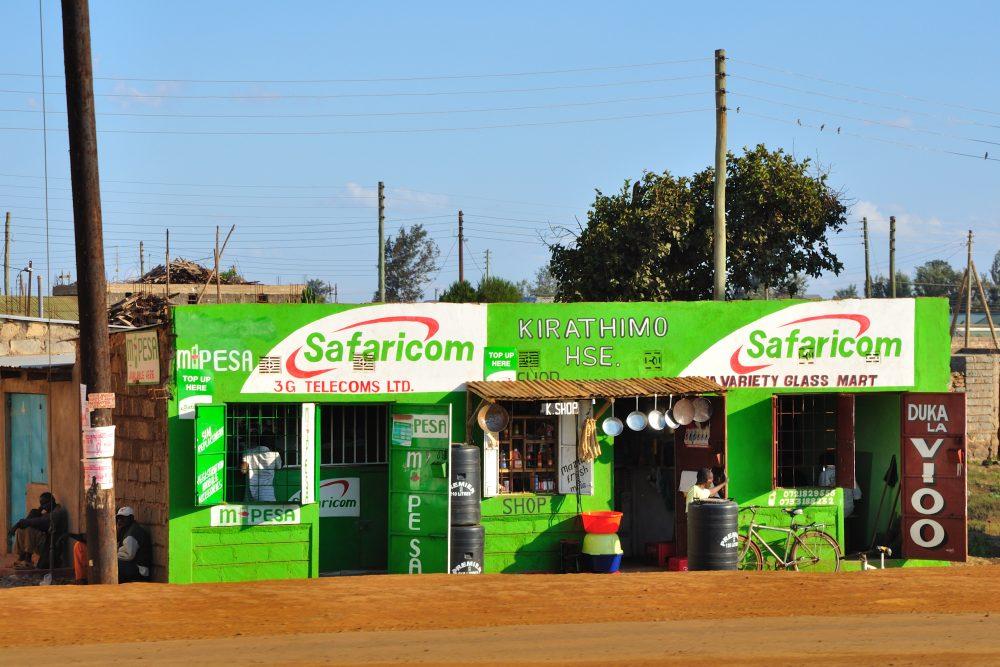 SIM africana-in-kenya