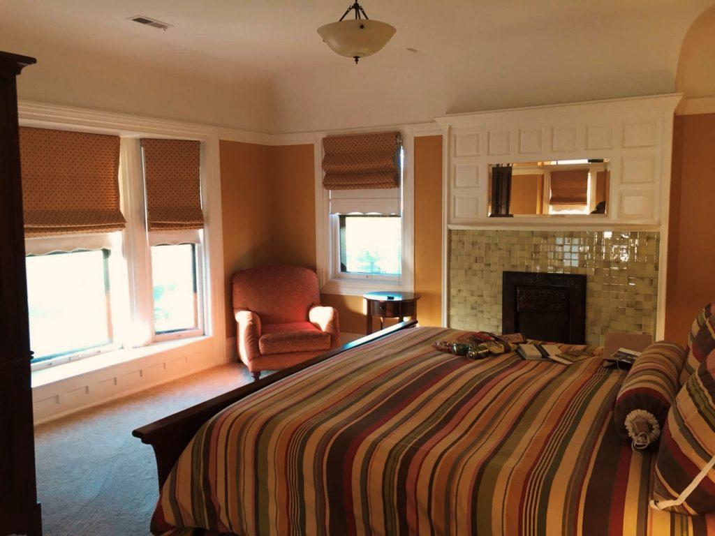 dove alloggiare a Detroit-interno-camera-da-letto