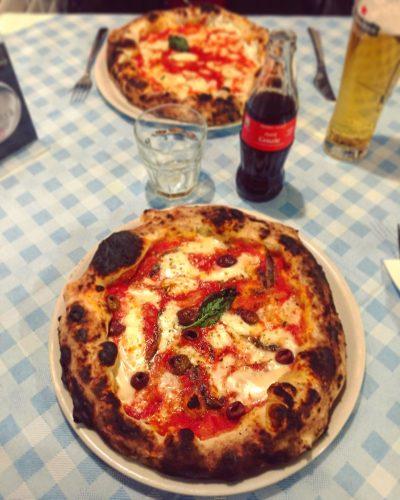 migliori pizzerie napoletane di Bologna-regina-margherita
