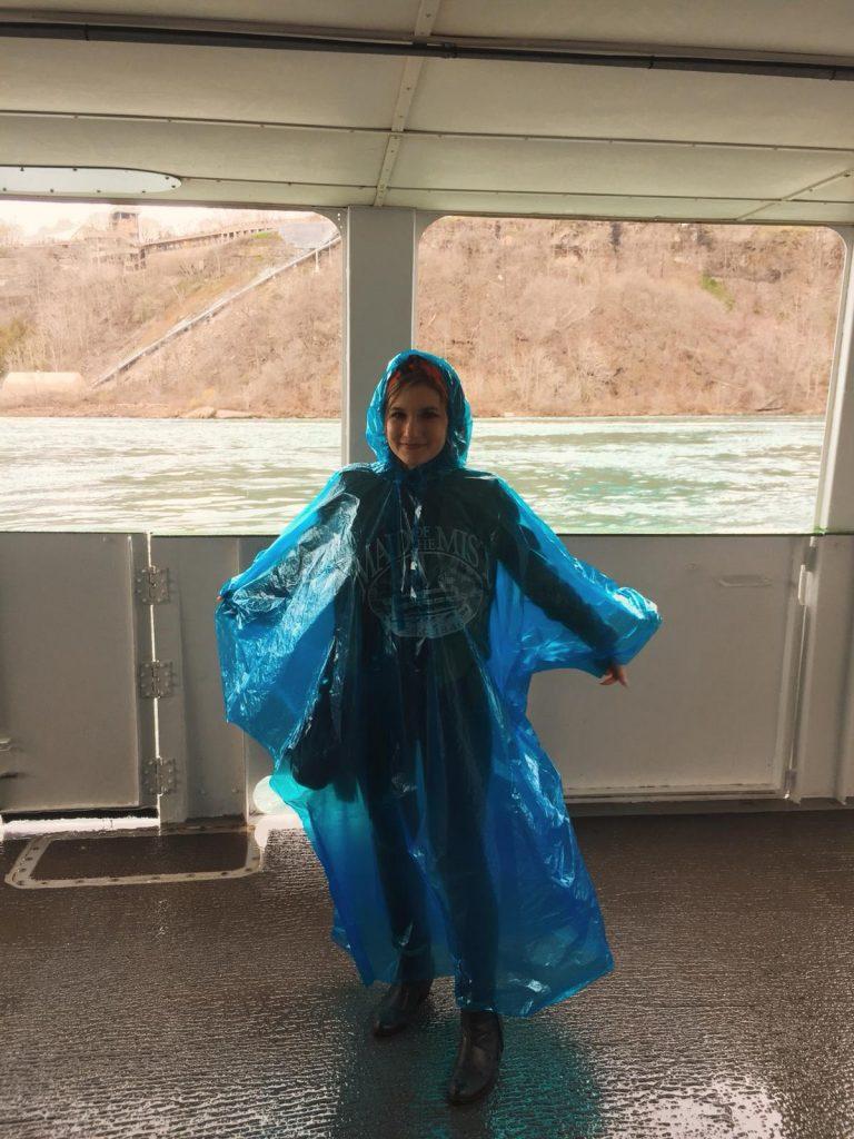 Cascate del Niagara-sara-impermeabile