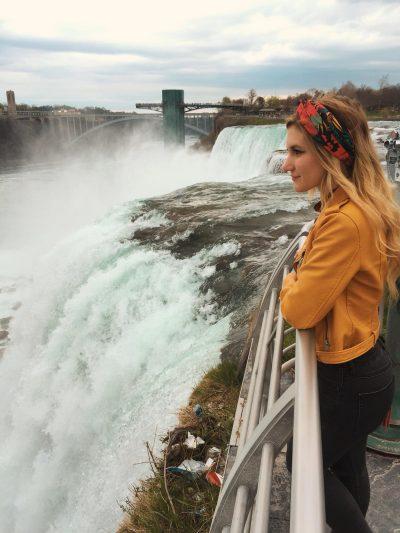 Cascate del Niagara-sara