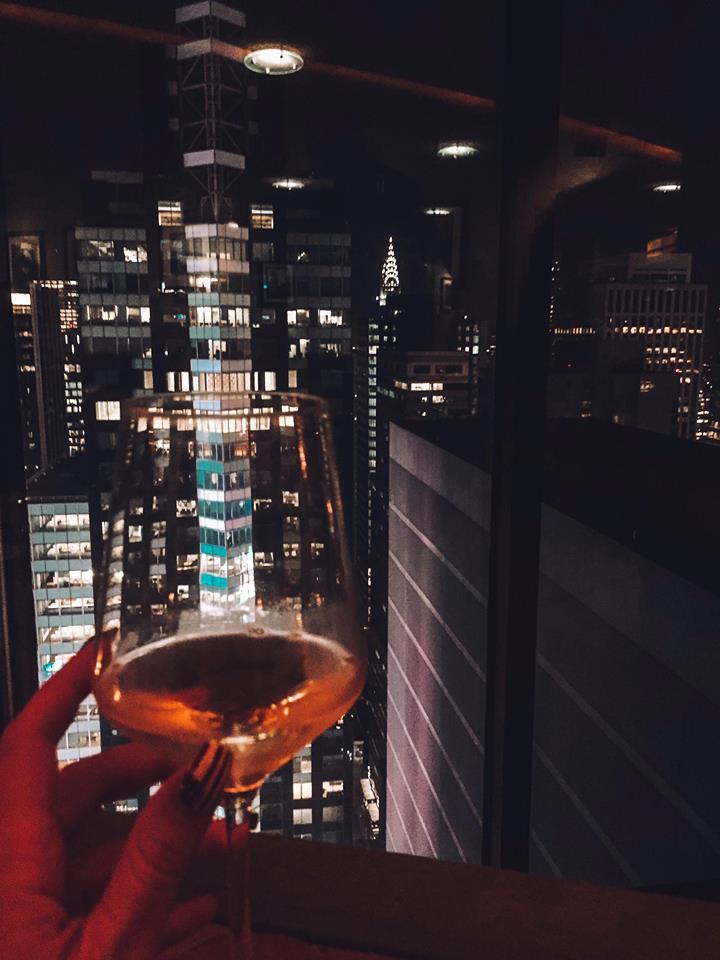festeggiare il compleanno a New York
