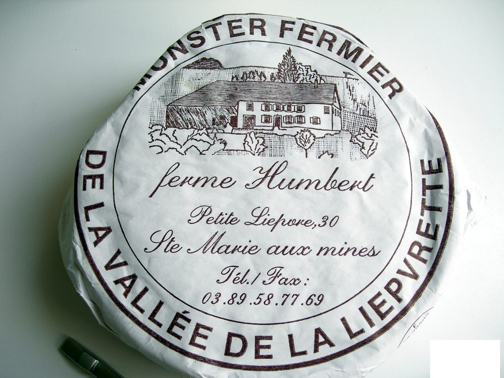 cosa mangiare in Alsazia-munster-fremier