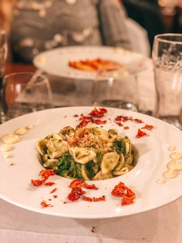 dove mangiare a Matera-orecchiette-ciboom