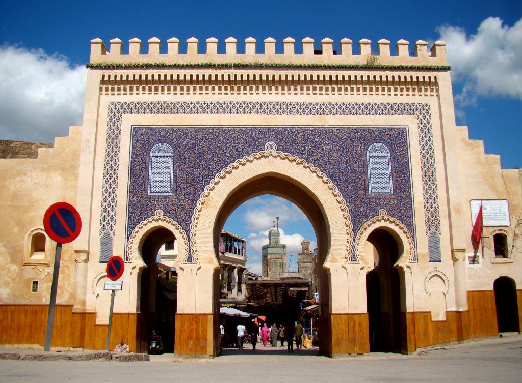 il Marocco è sicuro-fes