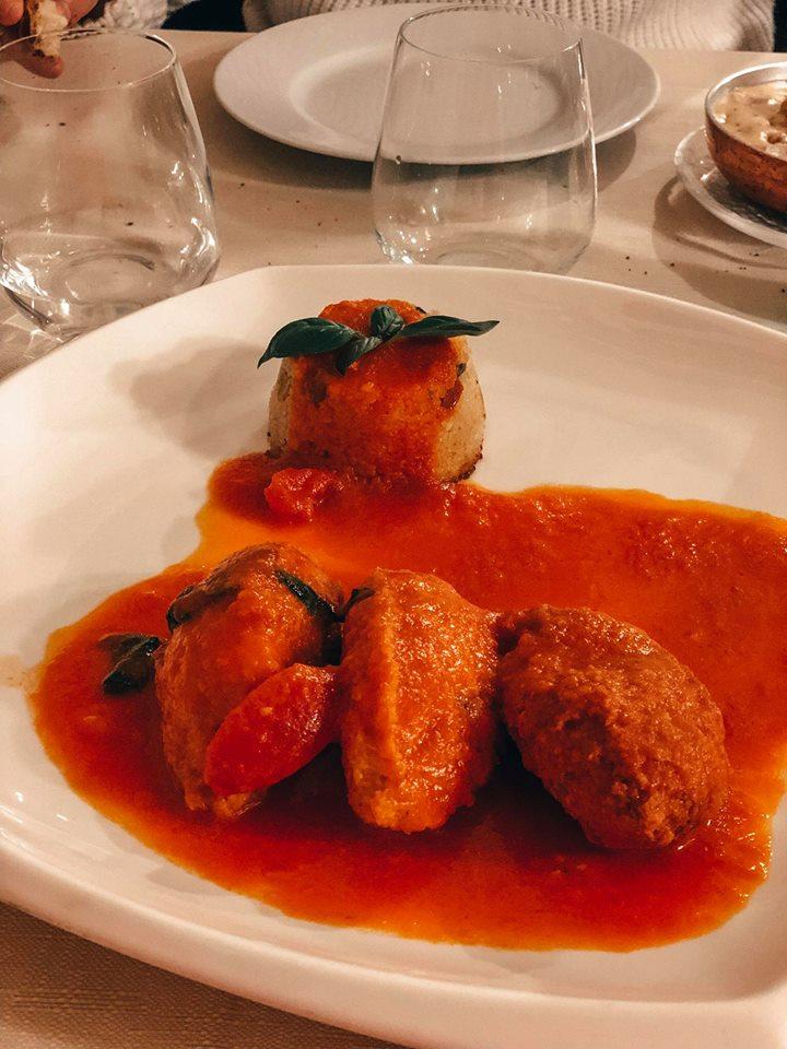 dove mangiare a Matera-polpette