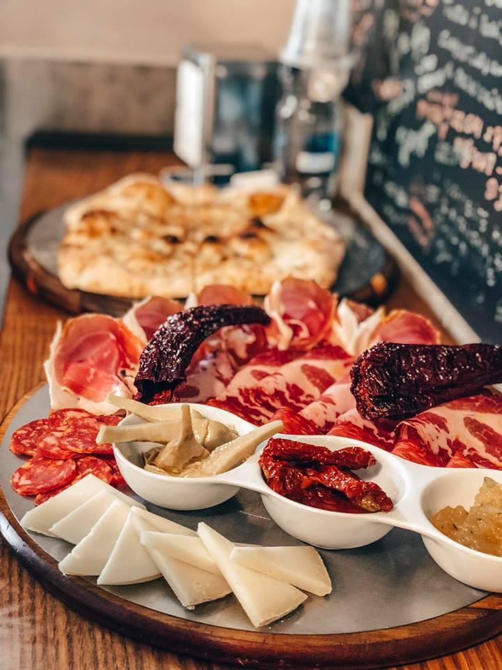 dove mangiare a Matera-rusticone