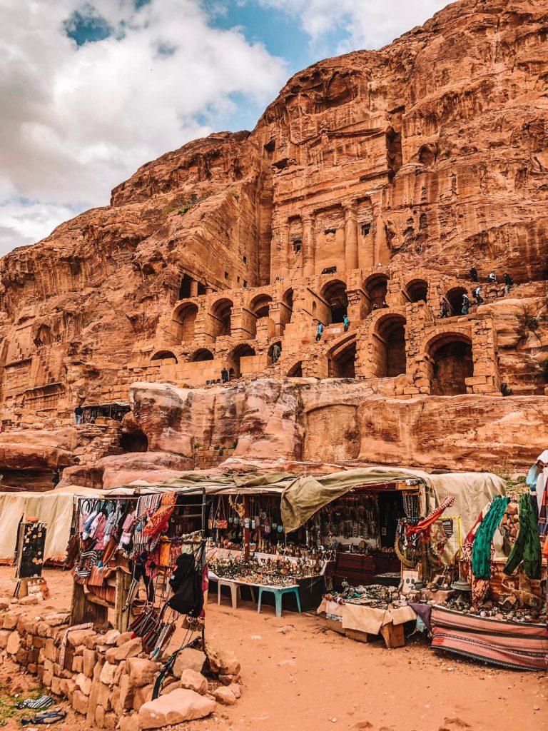 Itinerario di 2 giorni a Petra-monumento-del-palazzo