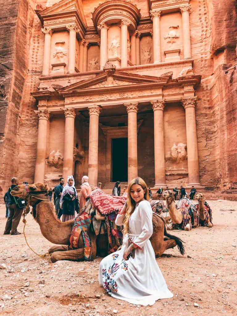 Itinerario di 2 giorni a Petra-sara-a-petra