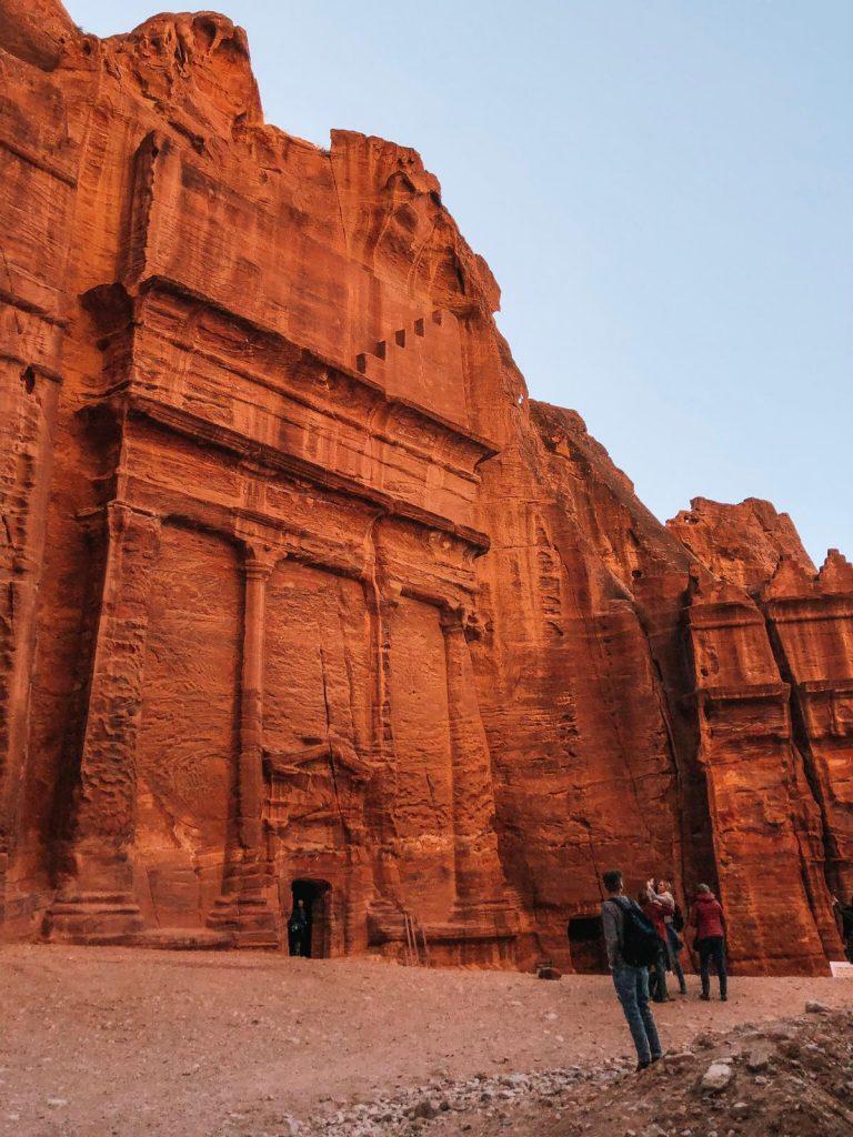 Itinerario di 2 giorni a Petra-siti-archeologici