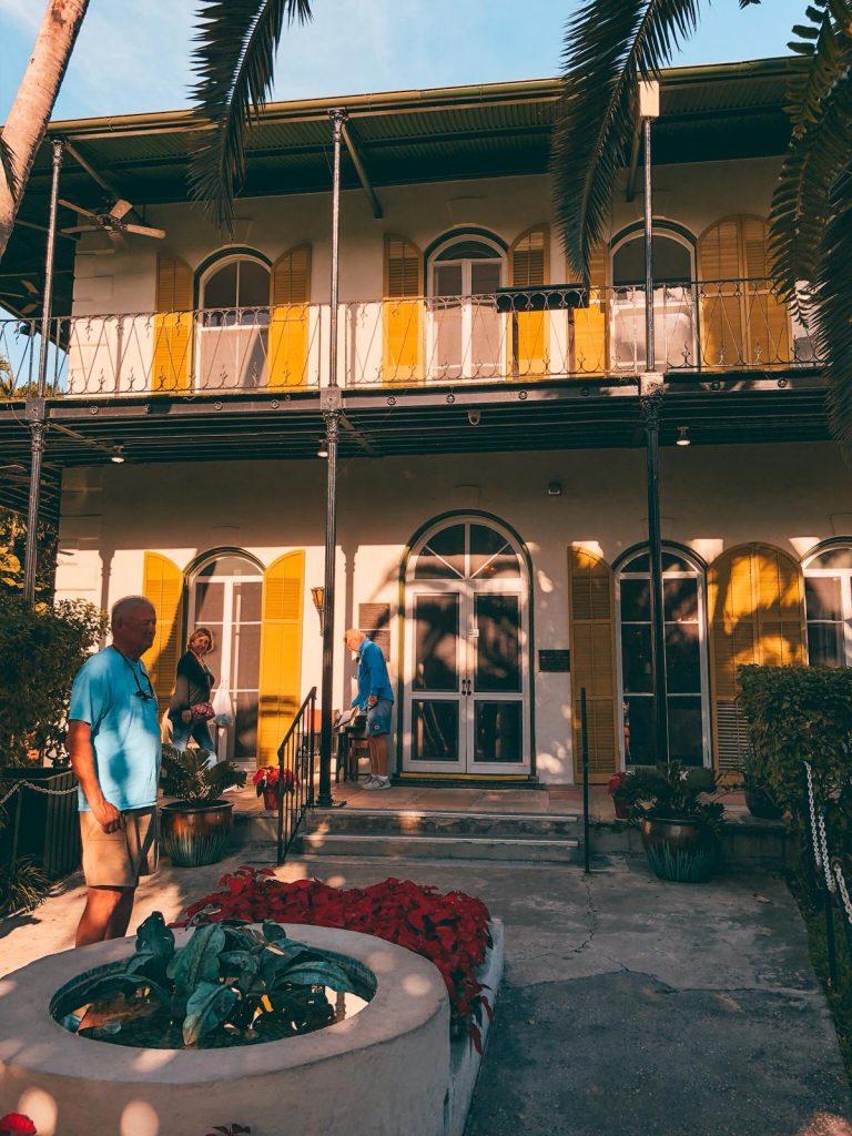 Key West in un giorno-casa-hemingway