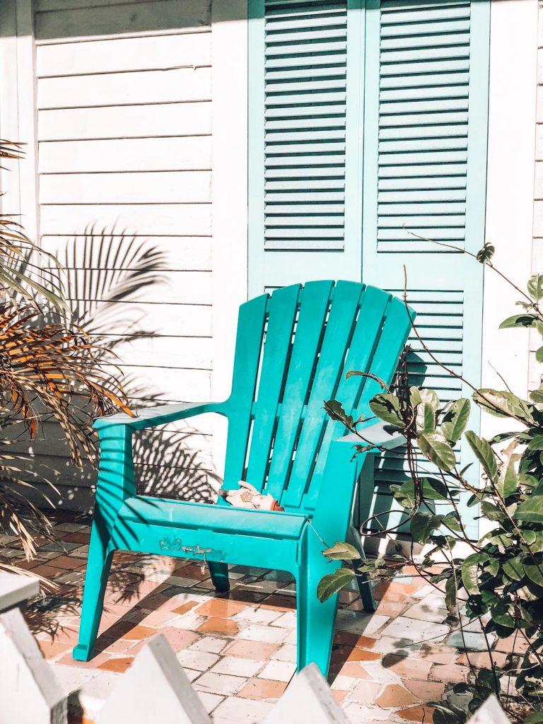 Key West in un giorno-sedia
