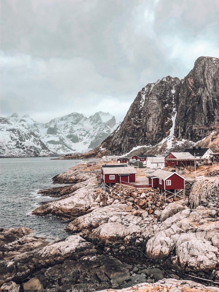 luoghi più instagrammabili delle isole Lofoten-hamnoy