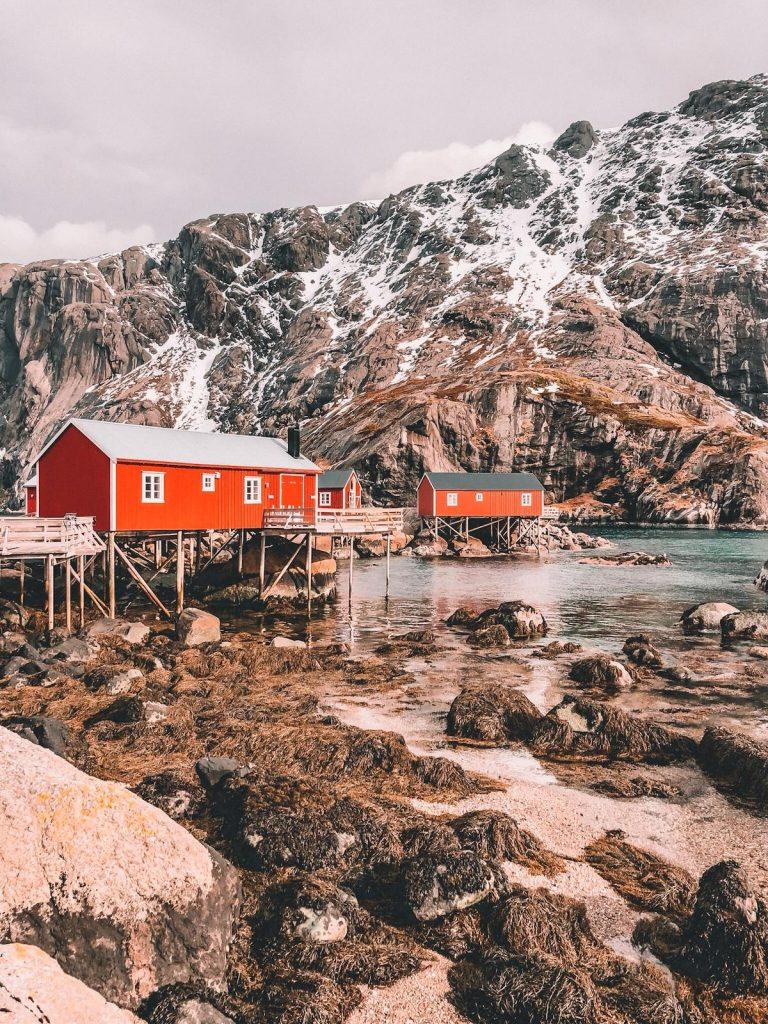 luoghi più instagrammabili delle isole Lofoten-nusfjord