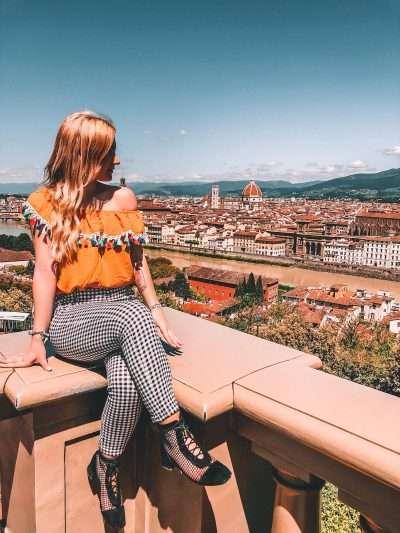 cosa fare a Firenze con le amiche