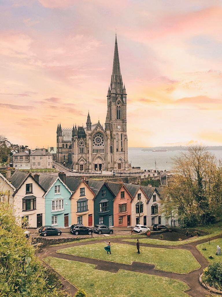 luoghi instagrammabili in Irlanda-cobh