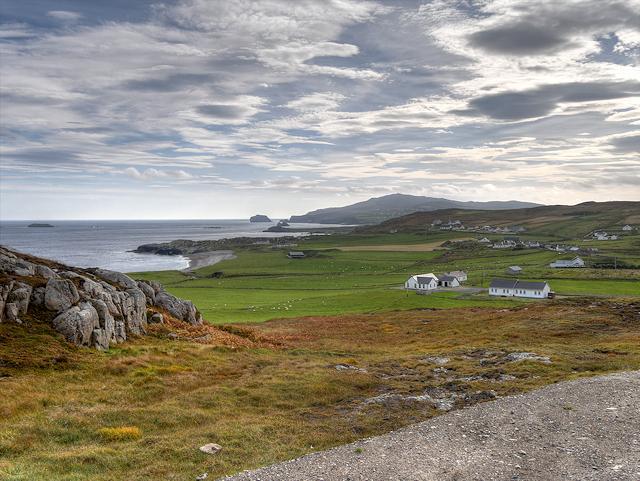 Conte di Donegal-malin-head