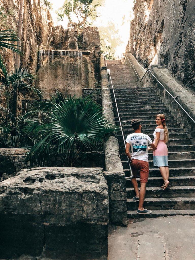 cose da vedere a Nassau-queen's-staircase