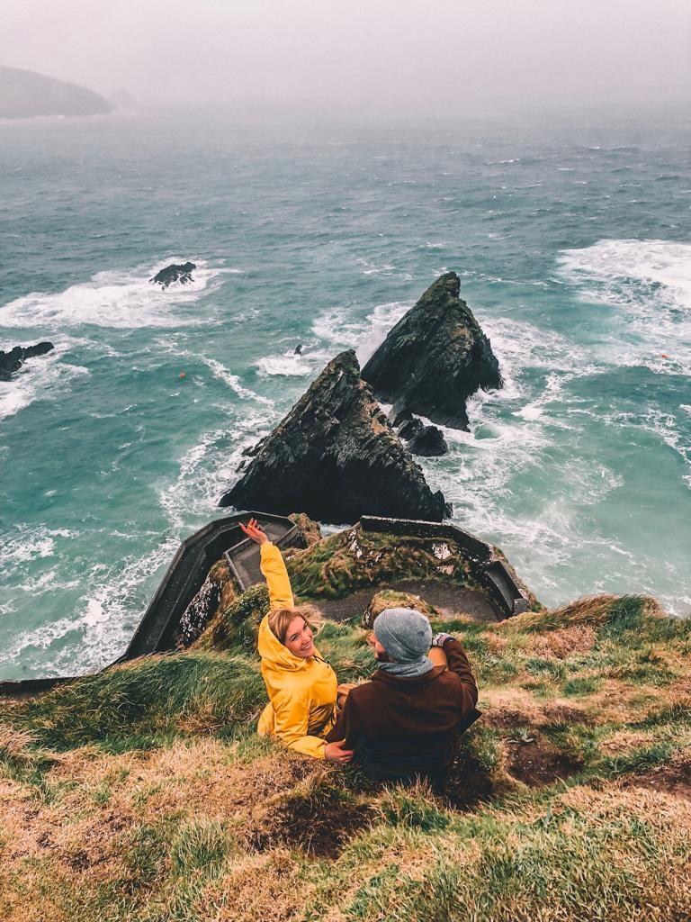 luoghi instagrammabili in Irlanda-slea-head