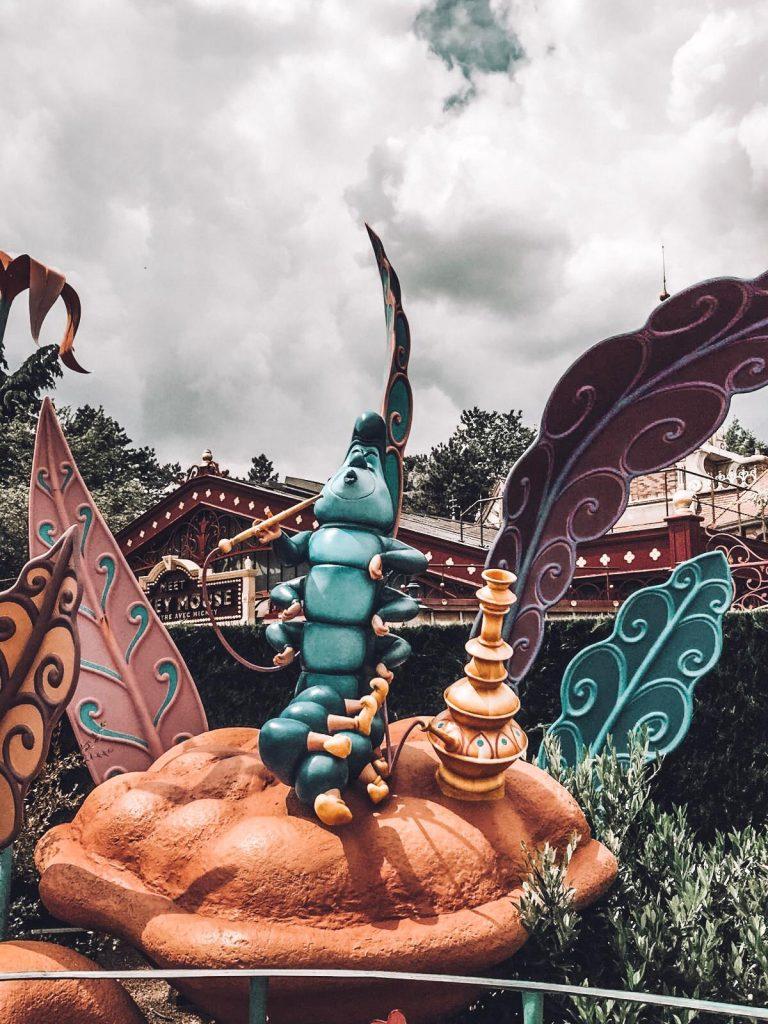 una giornata a Disneyland Paris-brucaliffo