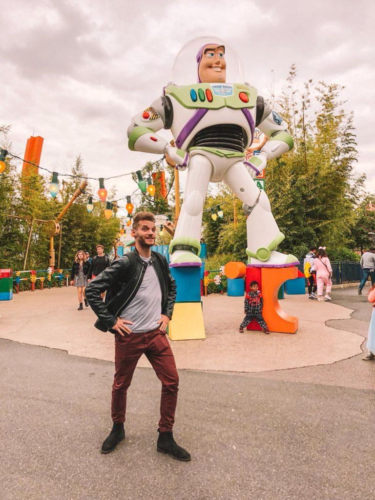 una giornata a Disneyland Paris-buzzlightyear