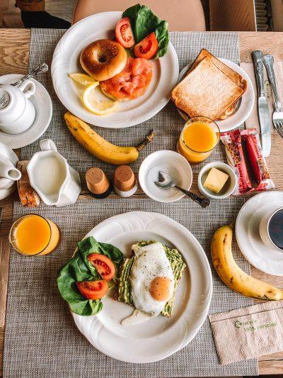 eco B&B-colazione-killarney