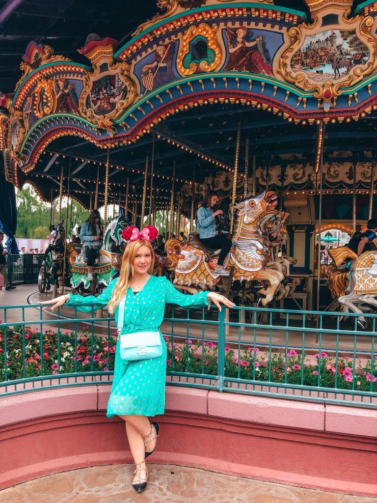 una giornata a Disneyland Paris-giostra-disneyland