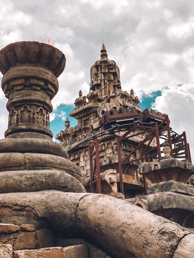 una giornata a Disneyland Paris-indiana-jones