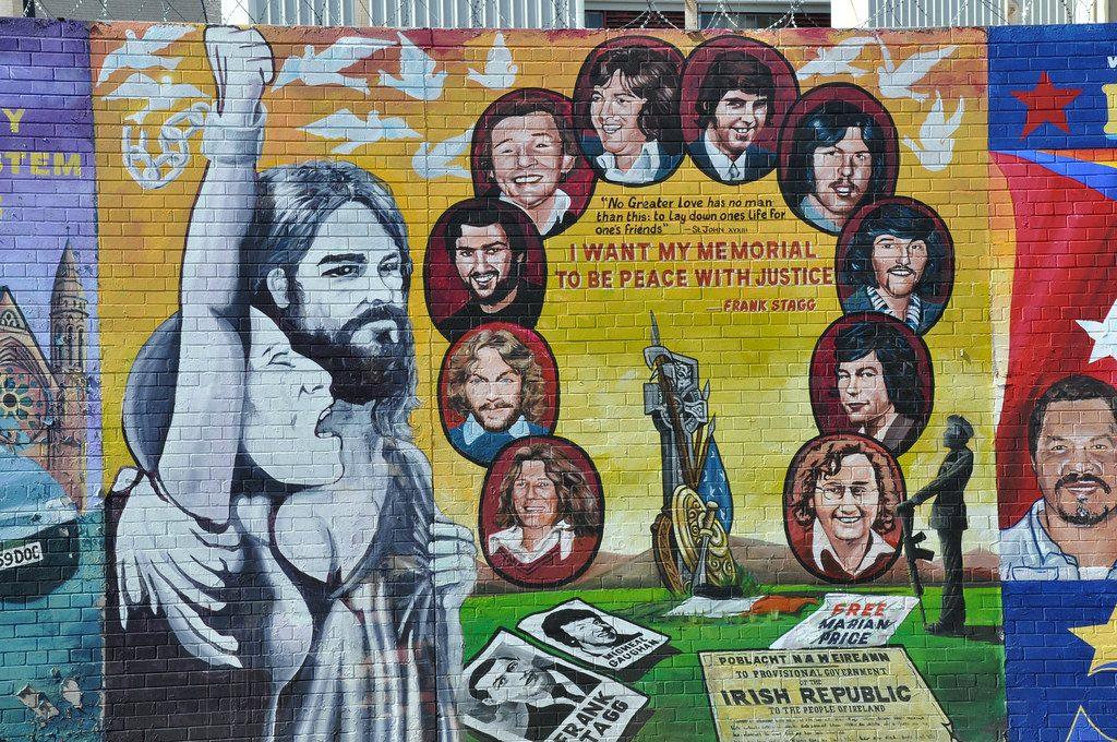 cose da vedere a Belfast in un giorno-murales