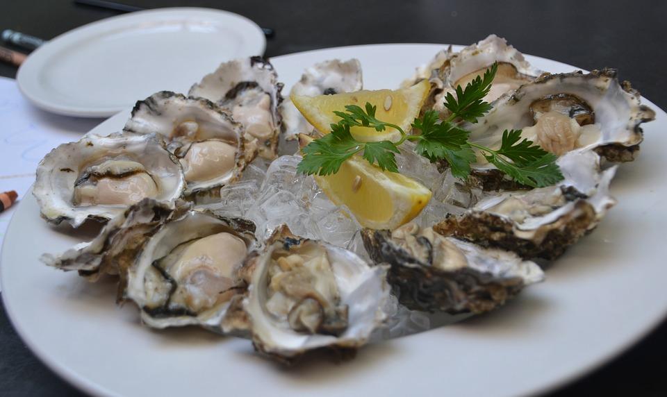 cosa mangiare in Irlanda-ostriche