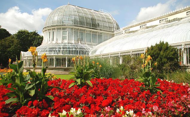 cose da vedere a Belfast in un giorno-botanic-gardens