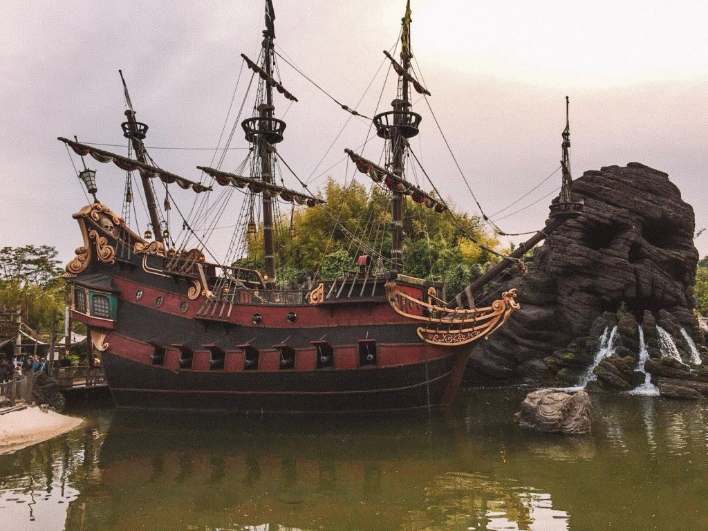 una giornata a Disneyland Paris-pirati-dei-caraibi