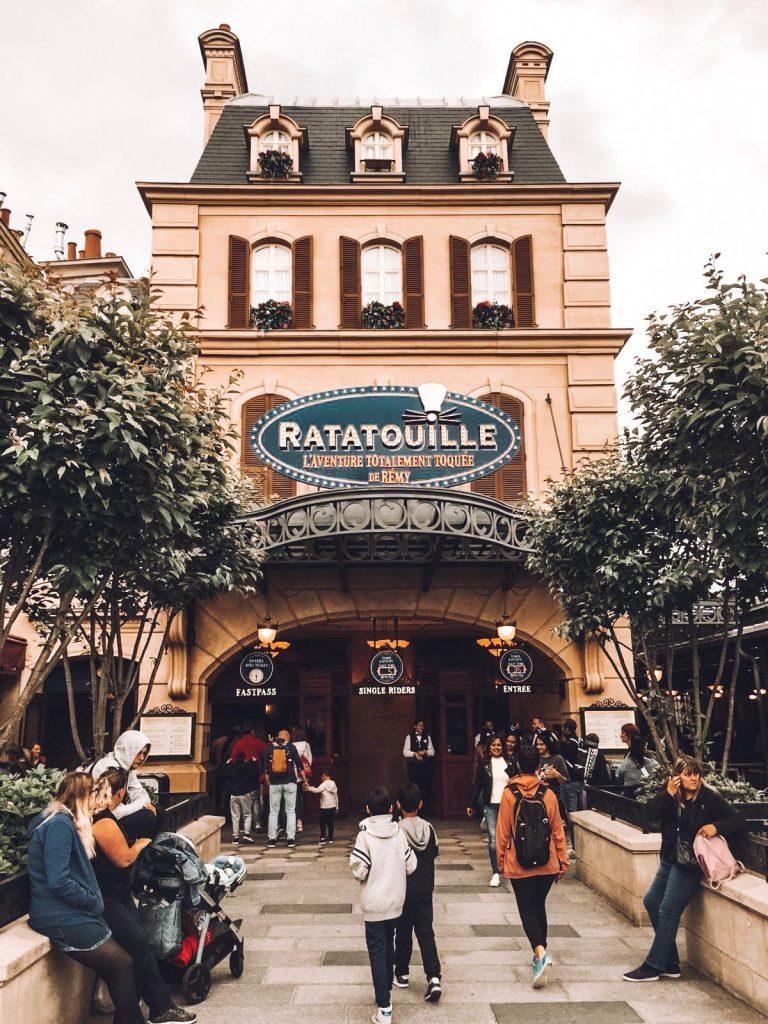 una giornata a Disneyland Paris-ratatouille