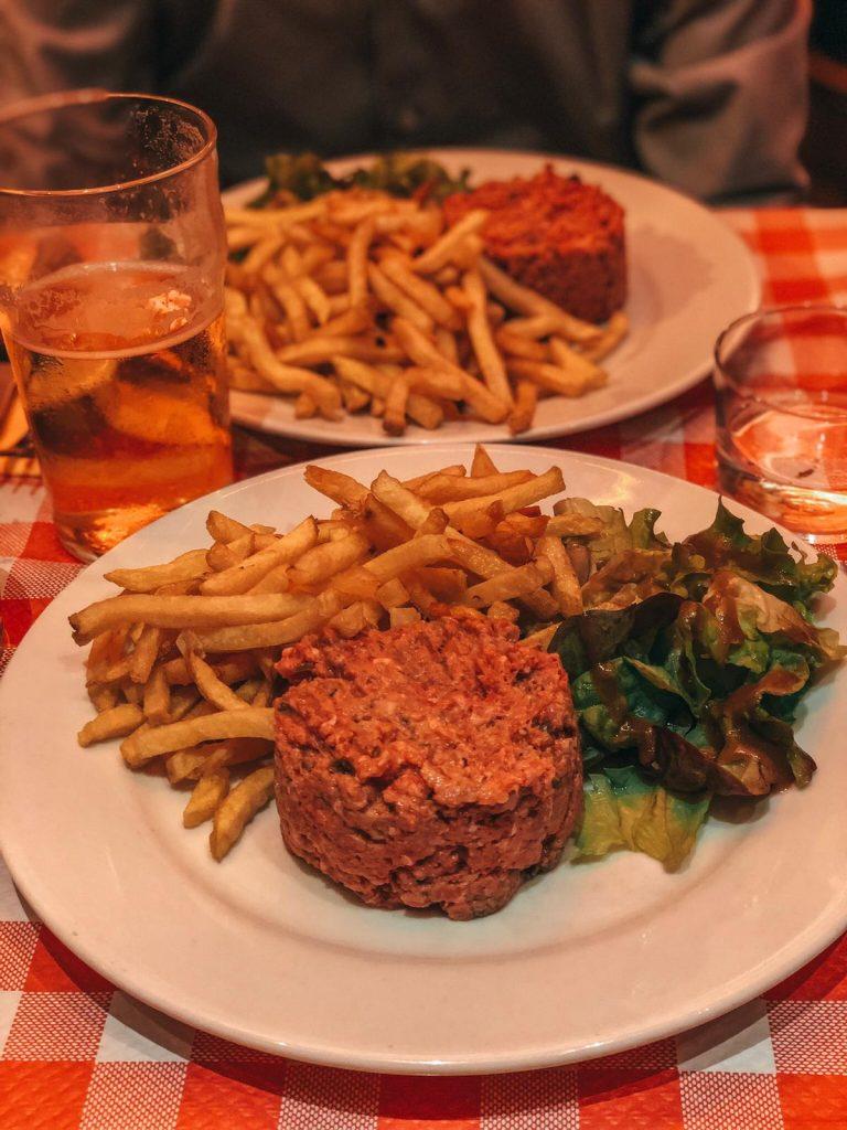 ristoranti economici a Parigi-au-derniere-metro