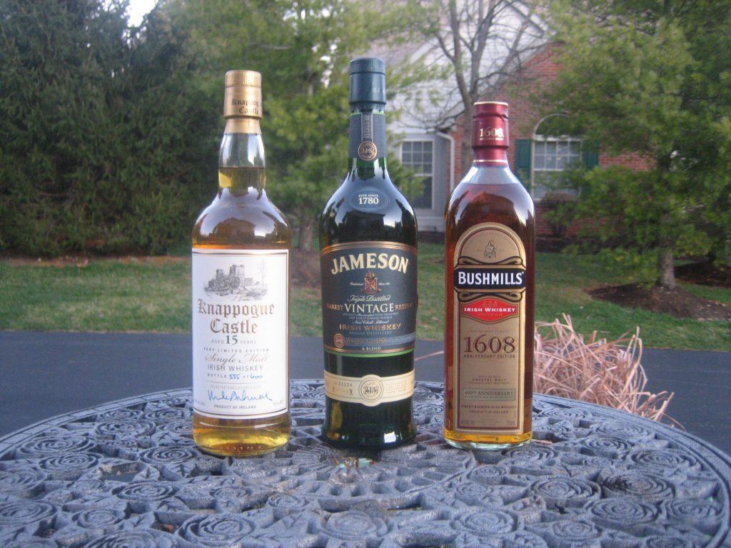cosa mangiare in Irlanda-whisky