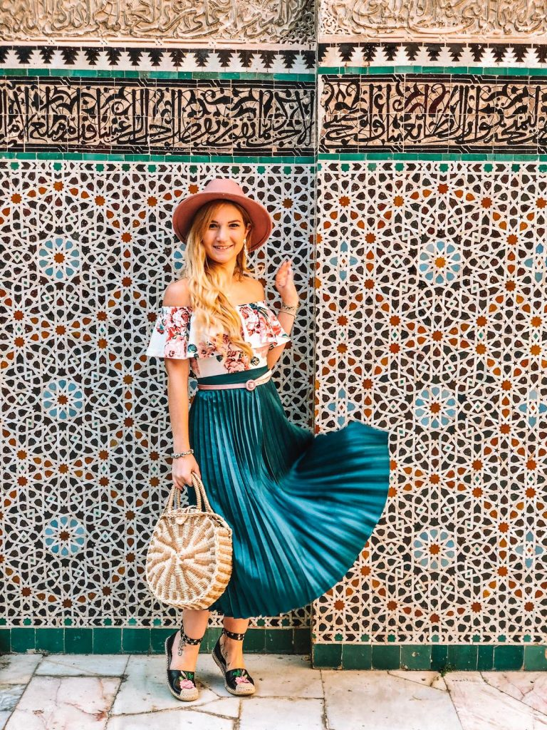 come vestirsi in marocco