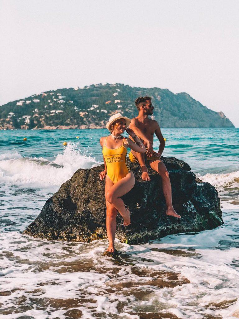 migliori spiagge a Ibiza-aigues-blanques